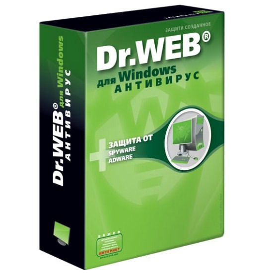 Dr.Web® для Windows_3
